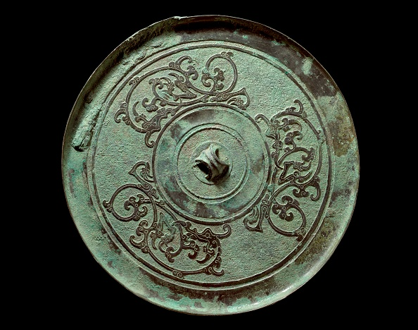 Ornate「Ritual Mirror With Interlaced Dragons On A Geometric Ground」:写真・画像(6)[壁紙.com]