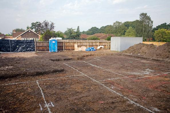 Construction Site「Development at Four Oaks, West Midlands」:写真・画像(6)[壁紙.com]