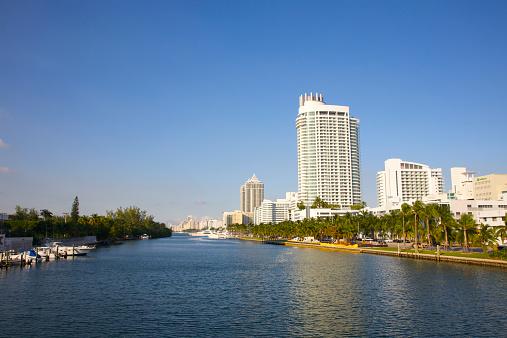 Miami Beach「Development and Indian Creek, Miami Beach」:スマホ壁紙(12)