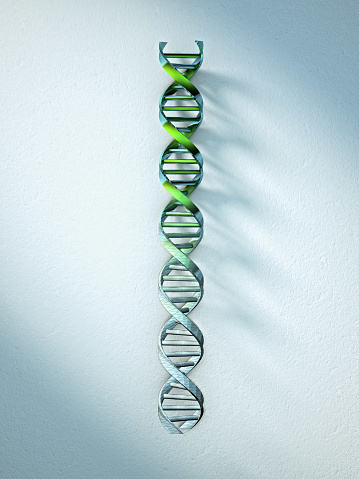DNA「DNA Structure, Double Helix」:スマホ壁紙(7)