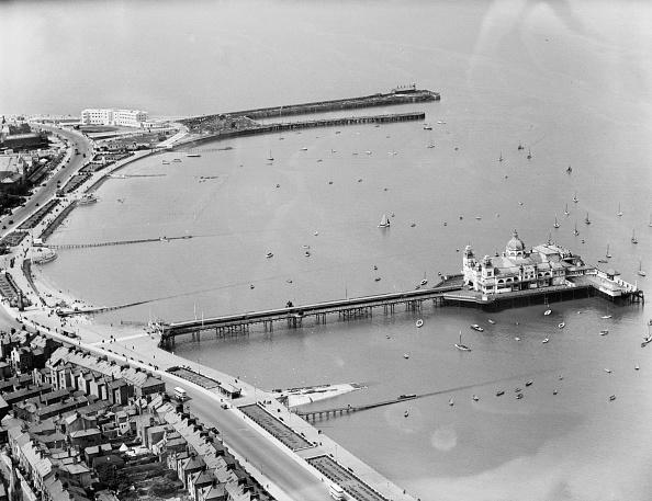 Pier「Morecambe Harbour And Central Pier」:写真・画像(19)[壁紙.com]