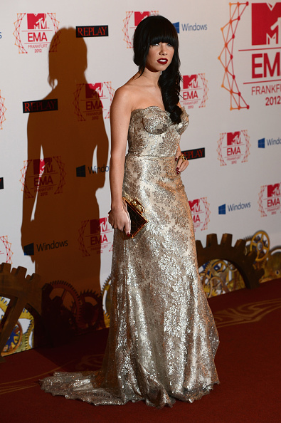 Gold Purse「MTV EMA's 2012 - Red Carpet Arrivals」:写真・画像(19)[壁紙.com]