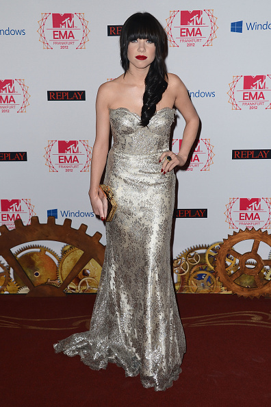 Gold Purse「MTV EMA's 2012 - Red Carpet Arrivals」:写真・画像(18)[壁紙.com]