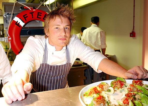 Dave Benett「Jamie Oliver's New Restaurant Opening」:写真・画像(19)[壁紙.com]