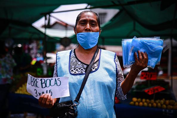 Mexico City「Mexico Remains on Health Emergency To Halt Spread of Coronavirus」:写真・画像(18)[壁紙.com]