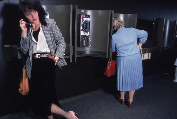 Kennedy Airport「Diane von Furstenberg At Kennedy Airport」:写真・画像(13)[壁紙.com]