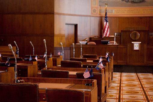 Capital Cities「Senate Chamber Oregon State Capitol」:スマホ壁紙(9)