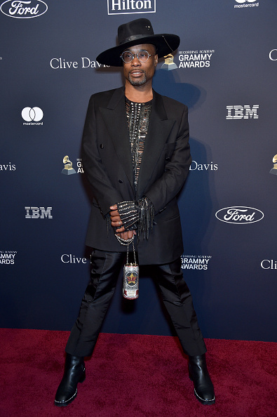 """Black Hat「Pre-GRAMMY Gala and GRAMMY Salute to Industry Icons Honoring Sean """"Diddy"""" Combs - Arrivals」:写真・画像(15)[壁紙.com]"""