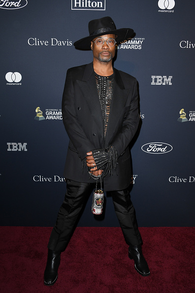 """Black Hat「Pre-GRAMMY Gala and GRAMMY Salute to Industry Icons Honoring Sean """"Diddy"""" Combs - Arrivals」:写真・画像(14)[壁紙.com]"""