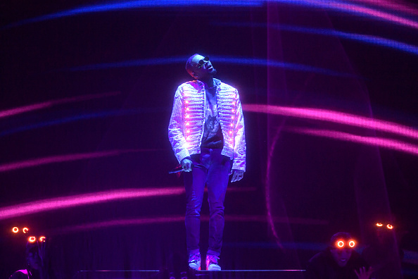 Southern USA「Chris Brown In Concert - Nashville, TN」:写真・画像(9)[壁紙.com]
