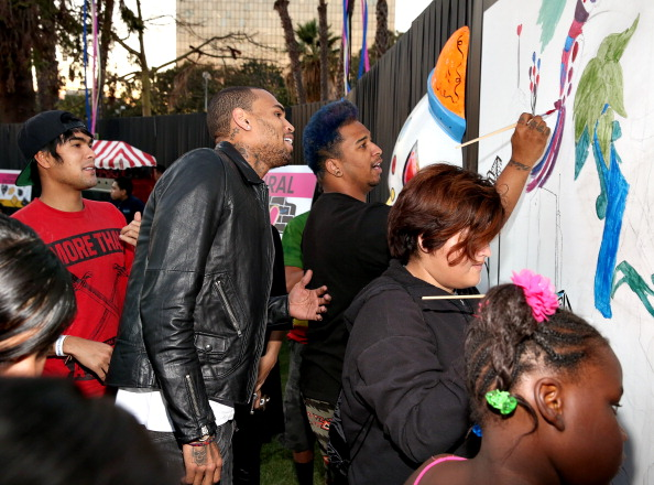 Trust「Chris Brown Launches His Symphonic Love Foundation Launch Party」:写真・画像(11)[壁紙.com]
