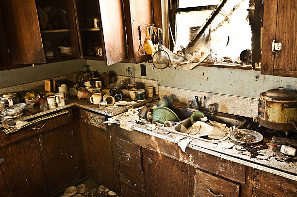 Grunge Kitchen:スマホ壁紙(壁紙.com)