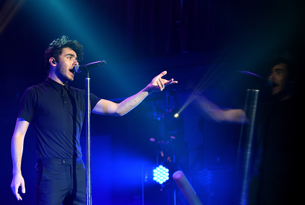 Guest「Time Warner Cable & GLAAD Present An MTV VMA Concert Featuring Cash Cash, Nathan Sykes, And Very Special Guest Flo Rida」:写真・画像(15)[壁紙.com]