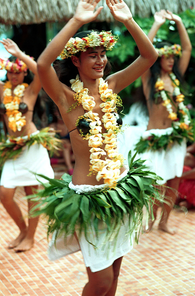 Tradition「Bora Bora in French Polynesia」:写真・画像(4)[壁紙.com]
