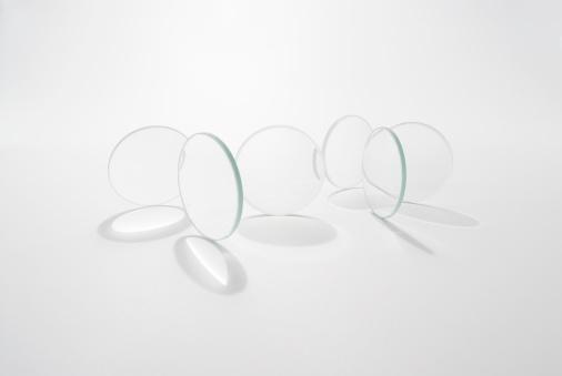 レンズ「Lenses standing on edges」:スマホ壁紙(11)