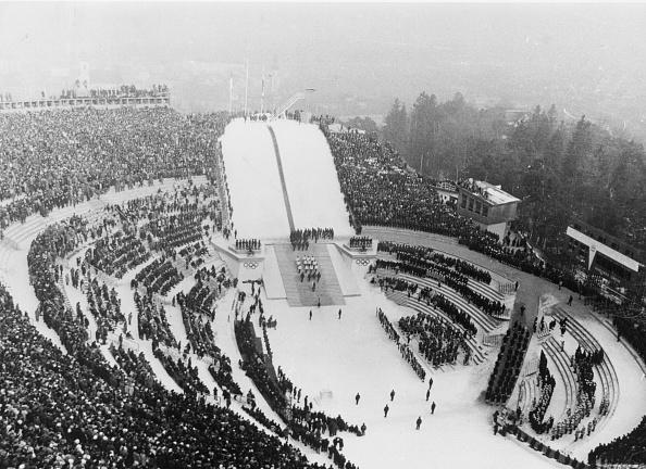 Winter Olympic Games「Innsbruck Opens」:写真・画像(11)[壁紙.com]