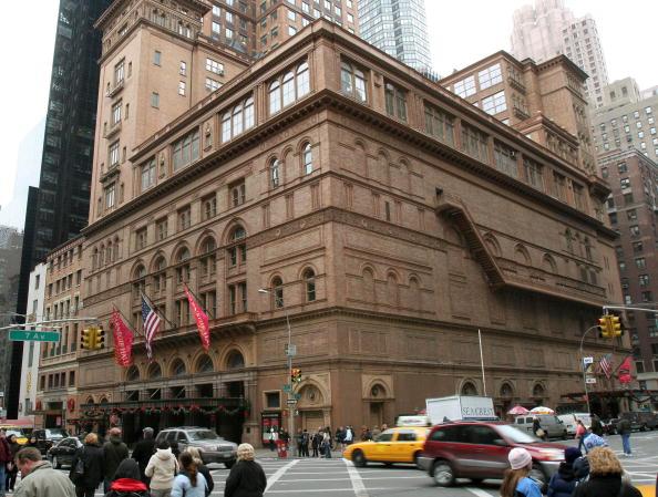 Outdoors「Carnegie Hall」:写真・画像(12)[壁紙.com]