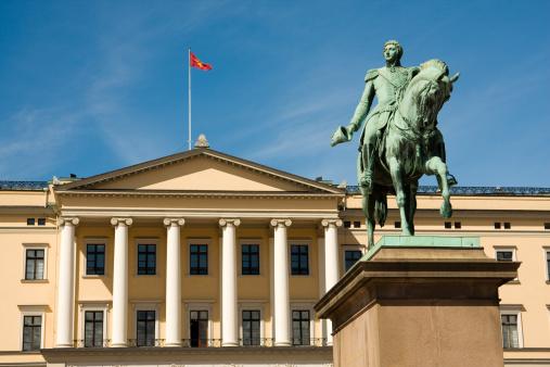 Horse「Slottet, Oslo」:スマホ壁紙(16)