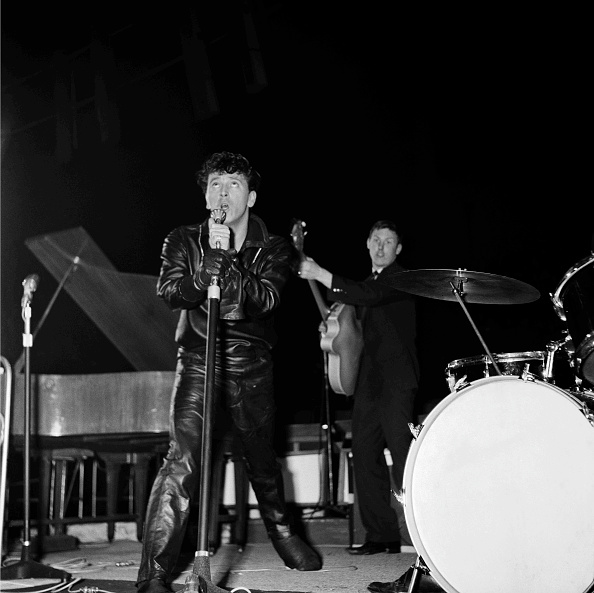 NME Magazine「Gene Vincent」:写真・画像(7)[壁紙.com]