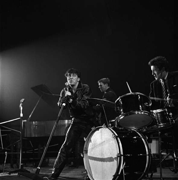 NME Magazine「Gene Vincent」:写真・画像(12)[壁紙.com]