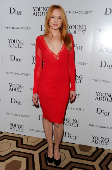 """Young & Beautiful - Film「Cinema Society & Dior Beauty Host A Screening Of """"Young Adult"""" - Inside Arrivals」:写真・画像(8)[壁紙.com]"""