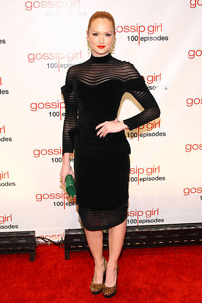"""Gossip Girl"" Celebrates 100 Episodes:ニュース(壁紙.com)"