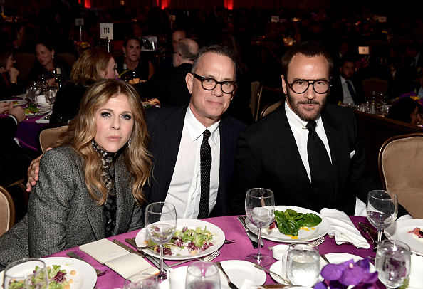 The Beverly Hilton Hotel「Ambassadors For Humanity Gala Benefiting USC Shoah Foundation Honoring Rita Wilson And Tom Hanks」:写真・画像(8)[壁紙.com]
