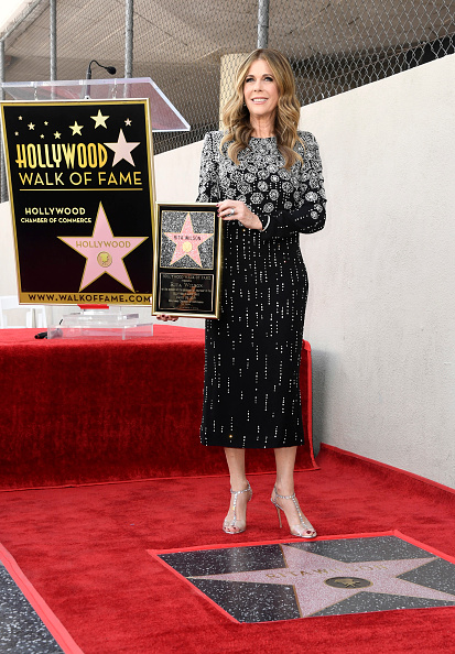 Walk Of Fame「Rita Wilson Honored With Star On The Hollywood Walk Of Fame」:写真・画像(4)[壁紙.com]