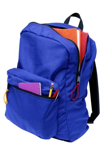 バックパック「Backpack Full of School Supplies」:スマホ壁紙(10)