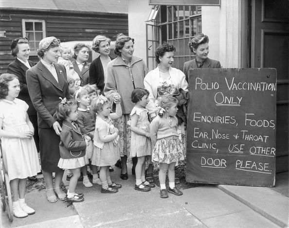 Polio「Vaccinations」:写真・画像(1)[壁紙.com]