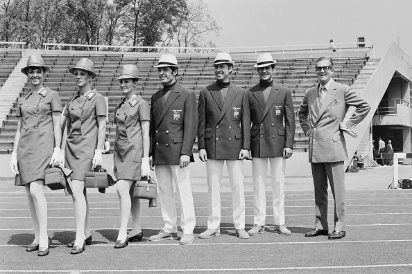 オリンピック「British Olympic Uniforms」:写真・画像(4)[壁紙.com]