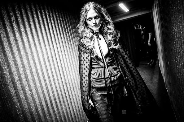 Sasha「Dsquared2 - Backstage - Milan Men's Fashion Week Fall/Winter 2017/18」:写真・画像(6)[壁紙.com]