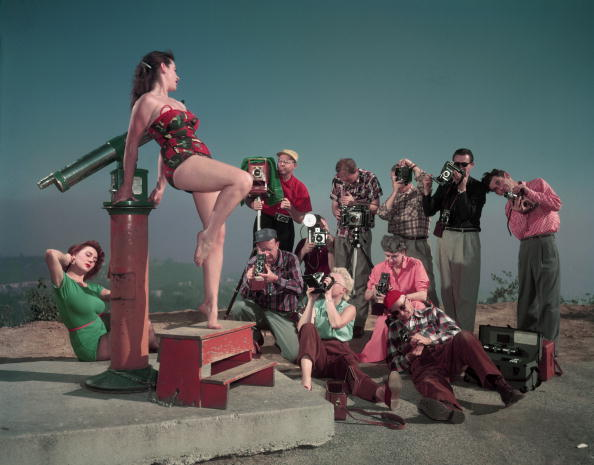 Males「Photographers At Griffith Observatory」:写真・画像(7)[壁紙.com]