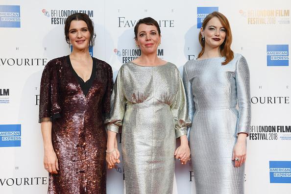 "Movie「""The Favourite"" UK Premiere & American Express Gala - 62nd BFI London Film Festival」:写真・画像(13)[壁紙.com]"