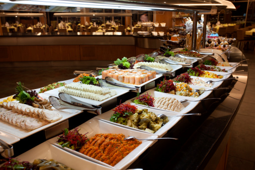 Japanese Food「Luxury Buffet」:スマホ壁紙(18)