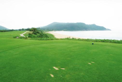 Sand Trap「Coastal golf course」:スマホ壁紙(3)