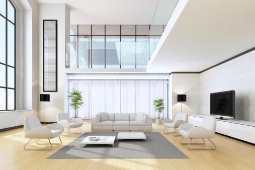 Home Interior「Luxury House Interior」:スマホ壁紙(0)