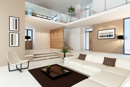 Art「Luxury House Interior」:スマホ壁紙(9)