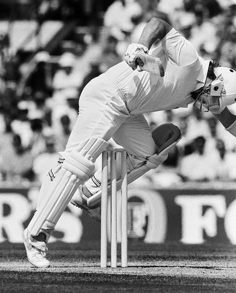 スポーツ用品「Cricket 5th Test England v West Indies at the Oval London 1991」:写真・画像(19)[壁紙.com]