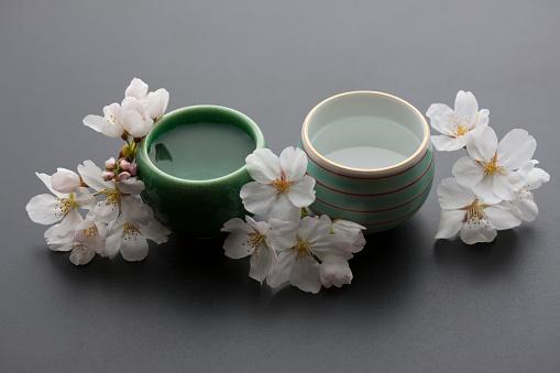 清酒「Sake cups」:スマホ壁紙(15)
