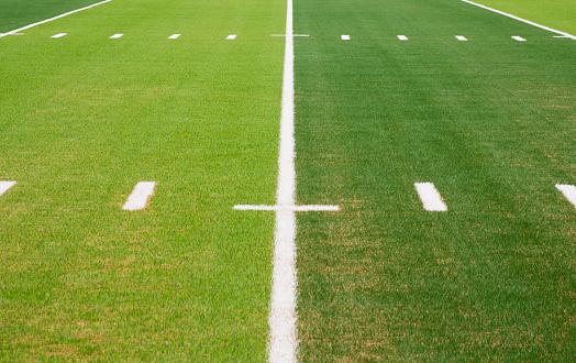 Pacific Northwest「Abstract detail view of football field.」:スマホ壁紙(6)