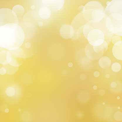 Glitter「Abstract design with golden background and white bubbles」:スマホ壁紙(10)