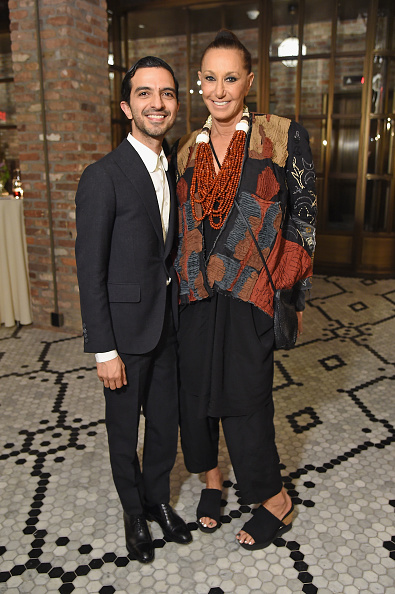 Dress Over Pants「The Business of Fashion Celebrates Special Print Edition on America」:写真・画像(11)[壁紙.com]