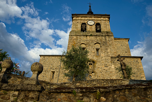 Camino De Santiago「Spain, The Way of St James, Molinaseca, Chapel」:スマホ壁紙(13)