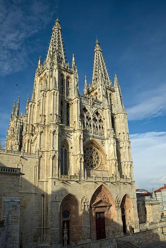 Camino De Santiago「Spain, The Way of St James, Burgos, Cathedral of Burgos」:スマホ壁紙(1)