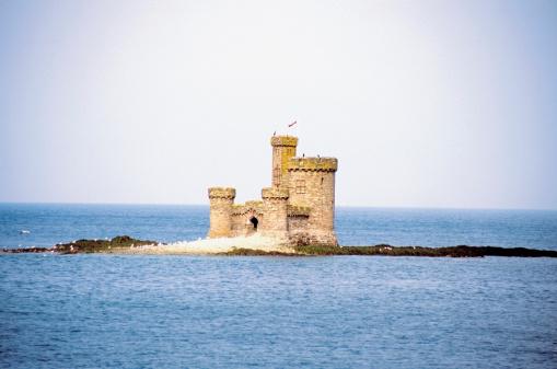 Isle of Man「Tower of Refuge in a sea, Conister Rock, Douglas Bay, Isle of Man, British Isles」:スマホ壁紙(17)