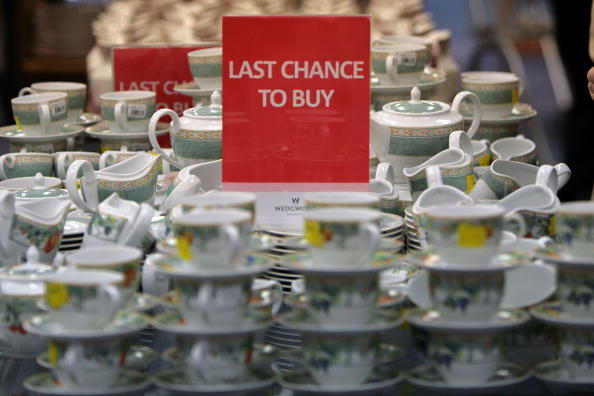 Porcelain「Waterford Wedgwood Become Latest Casualty Of The Economic Downturn」:写真・画像(19)[壁紙.com]