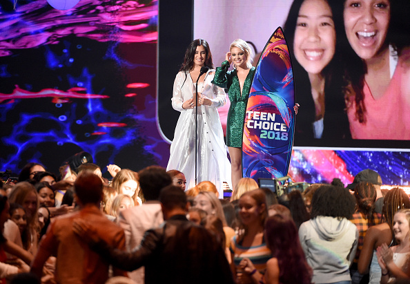 Fox Photos「FOX's Teen Choice Awards 2018 - Show」:写真・画像(19)[壁紙.com]
