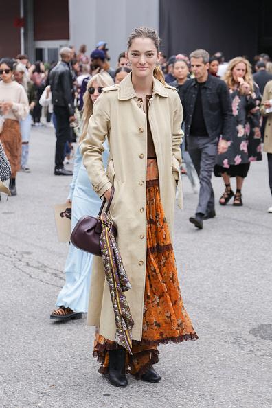 Achim Aaron Harding「Street Style - New York Fashion Week September 2018 - Day 7」:写真・画像(16)[壁紙.com]