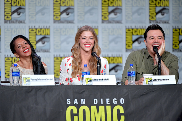 "Comic con「2019 Comic-Con International - ""The Orville"" Panel」:写真・画像(2)[壁紙.com]"
